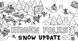 Hidden Folks: Schnee-Update bringt drei neue Gebiete