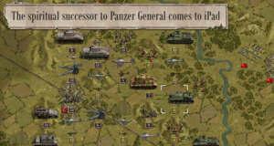 """iPad-Strategiespiel """"Panzer Corps"""" mit gigantischem Rabatt"""