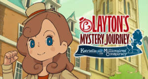 Layton's Mystery Journey: Rätsel-Abenteuer zum halben Preis laden