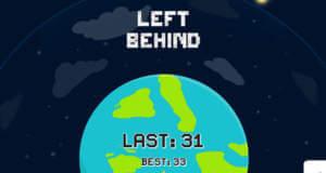 Left Behind: schafft ihr es bis zum Mond?