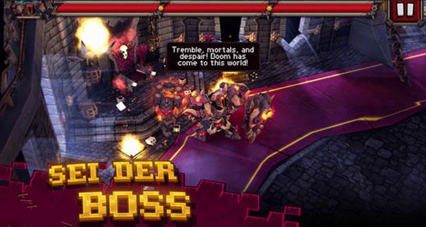 """Im neuen Action-RPG """"Like a Boss!"""" steht ihr auf der Seite des Bösen"""