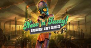 "Verrücktes Plattformer-Adventure ""Oddworld: New 'n' Tasty"" neu für iOS"