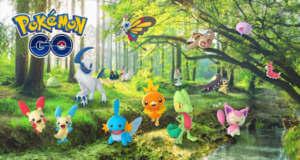 Pokémon GO: 50 neue Pokémon und wetterbasiertes Gameplay