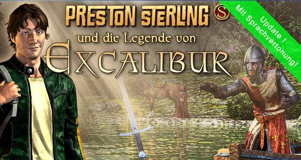 """Point-and-Click-Adventure """"Preston Sterling"""" erhält deutsche Vertonung"""