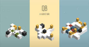 QB – a cube's tale: ein fantastisches Puzzle als Premium-Download