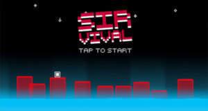 Sir Vival: Überlebenskampf im neuen Arcade-Highscore-Game