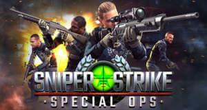 """""""Sniper Strike: Special Ops"""" ist ein neuer iOS-Shooter als Gratis-Download"""