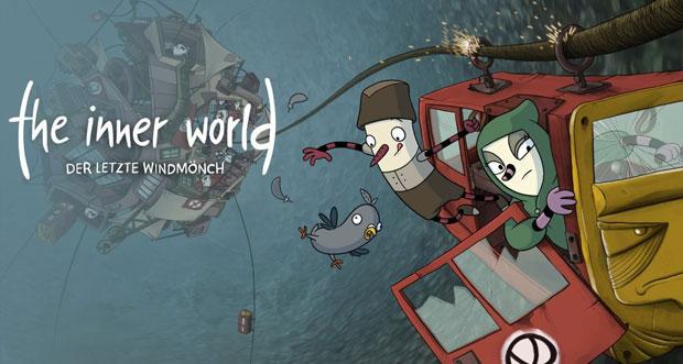 """""""The Inner World 2"""" erstmals reduziert & als bestes Indie-Game geehrt"""