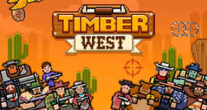 "Timber West: neues Highscore-Game von ""Timberman""-Entwickler"