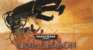 """Strategiespiel """"Warhammer 40,000: Armageddon"""" deutlich reduziert"""