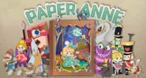 Skurriles Märchenrätsel PAPER Anne rüstet sich, um im App Store vorgestellt zu werden