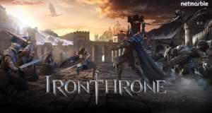 Fordere Kronen in Iron Throne, Netmarbles kommendem MMO-Strategiespiel, an