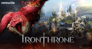 Iron Throne, das neue Fantasy-Set MMO Strategiespiel von Netmarble, erscheint heute