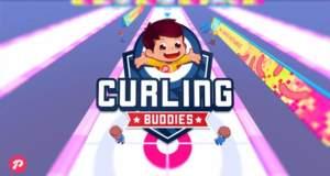 Curling Buddies: verrückter Curling-Spaß im Hochsommer neu im App Store