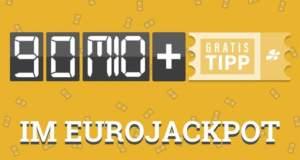 90 Mio. Euro bei EuroJackpot Ziehung: jetzt mit Clever Lotto mitspielen