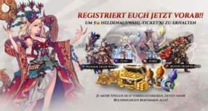 Eines der größten Gacha-Rollenspiele in Asien wird global