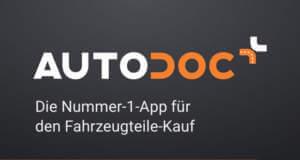 Autodoc App: Millionen PKW-Ersatzteile einfach mobil bestellen