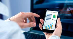 Beliebte Finanz-Apps fassen wichtige Ein- und Ausgaben zusammen