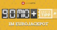 eurojackpot 90 mio jackpot mit der clever lotto app knacken