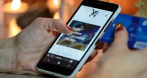 Shopping auf dem Smartphone: Ein Gerät, viele Möglichkeiten