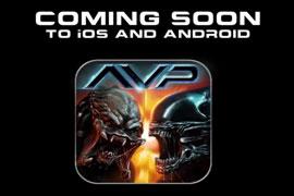 """""""Alien vs Predator: Evolution"""" für iOS & Android: neuer Trailer & Release in Kürze"""