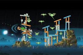 """Update für """"Angry Birds Star Wars"""" mit 20 neuen Levels im Appstore freigegeben"""