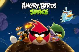 """Nicht von dieser Welt: """"Angry Birds Space"""" im AppStore gelandet"""