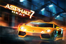 "Preview: Gamelofts neuer Arcade-Racer ""Asphalt 7: Heat"" angespielt"