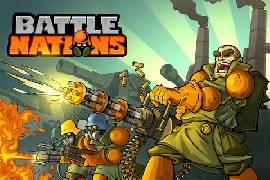 Battle Nations: kostenlose Aufbausimulation gemischt mit kriegerischem Strategiespiel und einer Prise Humor