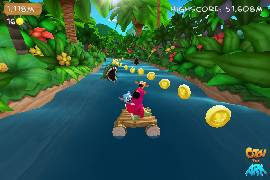 """Neuer Endless-Runner """"Catch the Ark"""" mit 3D-Grafik erscheint dieses Quartal im AppStore"""