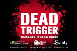 """""""Shadowgun""""-Macher Madfinger Games kündigt neuen Zombie-Shooter """"Dead Trigger"""" an, Release Ende Juni"""