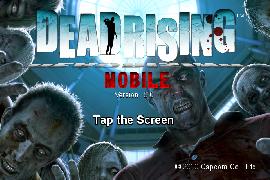 Capcom bringt Dead Rising noch dieses Jahr in den AppStore