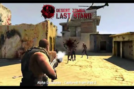 """Preview: Gameplay-Video zeigt neuen Third-Person-Shooter """"Desert Zombie: Last Stand"""" mit Unreal Engine"""