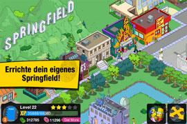 """Neues Valentinstag-Update für """"Die Simpsons: Springfield"""" veröffentlicht"""