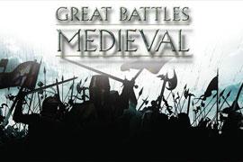 Great Battles Medieval: führe deine Armee in diesem Mittelalter-Strategiespiel zum Sieg