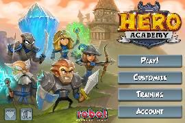 """Robot Entertainment kündigt ersten Titel an: das rundenbasierte Strategiespiel """"Hero Academy"""""""
