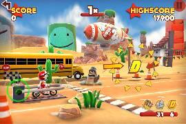"""Stunt-Racer """"Joe Danger Touch"""" wird noch diesen Monat im AppStore erscheinen"""