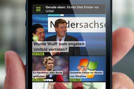 LiveMAG: stylische Nachrichten-App von der Telekom