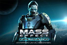 """Preview """"Mass Effect Infiltrator"""" von EA, Release diese Woche"""