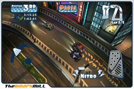 "Fun-Racer ""Mini Motor Racing"" für iPhone & iPad kostenlos"