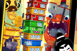 "Action-Puzzler ""Monsters Ate My Condo"" erstmals gratis im AppStore"