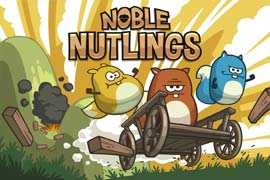 """Noble Nutlings: neues Spiel ehemaliger """"Angry Birds""""-Entwickler erscheint nächste Woche"""