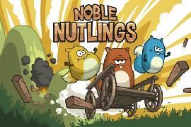 """Etwas früher als erwartet: """"Noble Nutlings"""" von ehemaligen """"Angry Birds""""-Machern bereits jetzt verfügbar"""
