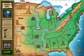 """iPad-Strategiespiel """"NORTH & SOUTH – The Game"""" dank neuer Liteversion gratis ausprobieren"""