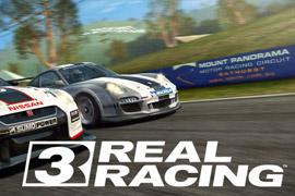 """Gameplay-Video von """"Real Racing 3"""": wir haben unsere ersten Runden gedreht…"""
