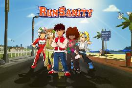 RunSanity: nerdiges Jump'n'Run-Spiel im AppStore erschienen, Download kostenlos