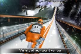 Ski Jumping 12: Bist du mutig genug für den Sprung in die Tiefe?