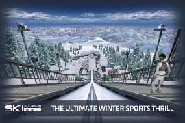 Ski Jumping Pro: neue Skipsprung-Simulation zum Einführungspreis