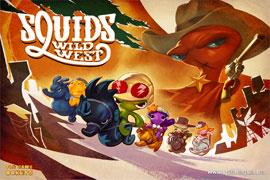"""Nachfolger """"SQUIDS Wild West"""" galoppiert diesen Sommer in den AppStore & Preview-Update für RPG """"Squids"""""""