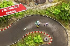 VS. Racing 2: gelungener Top-Down-Racer geht in die zweite Runde